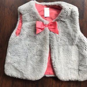 Gymboree vest size small 5-6